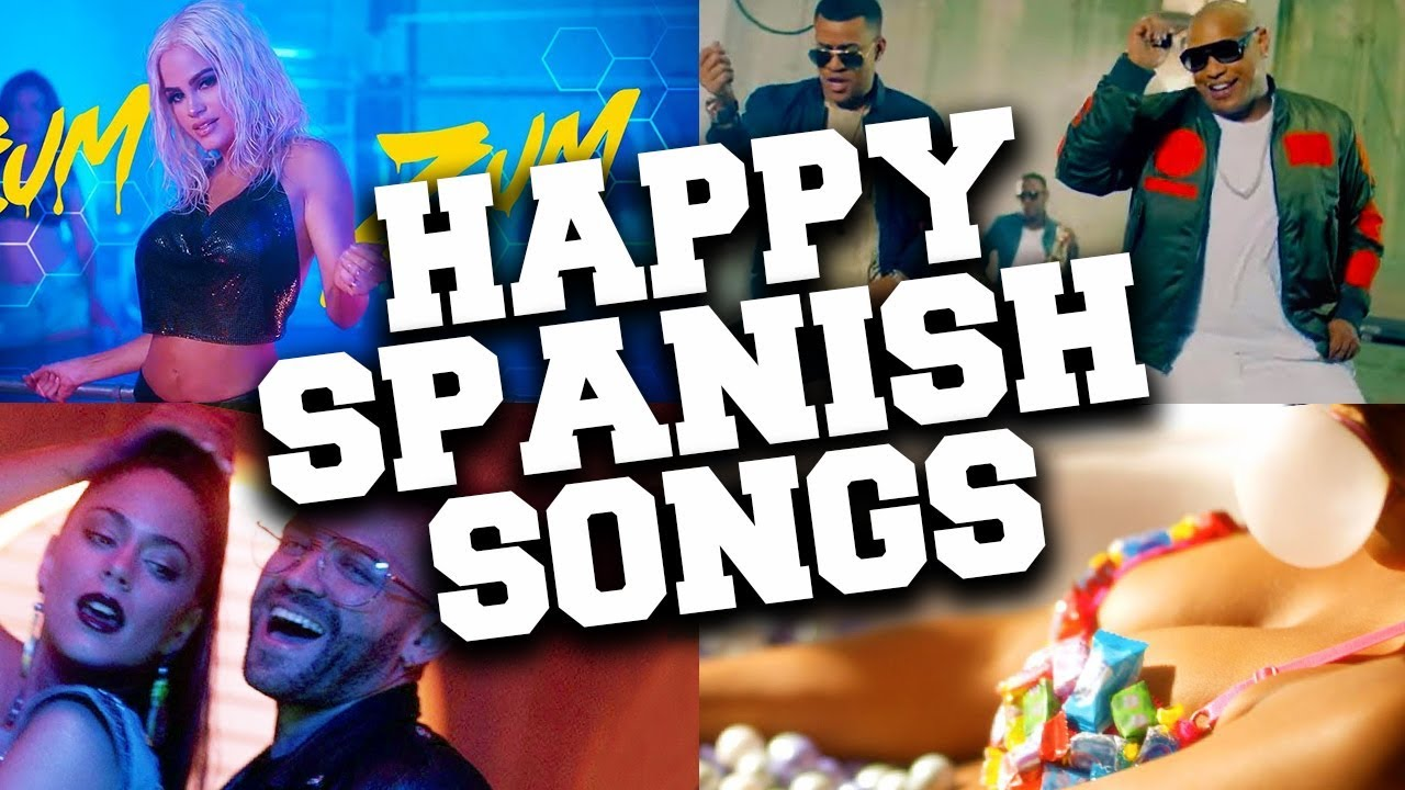 Most popular spanish songs of all time