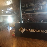 Handshake acquired by shopify