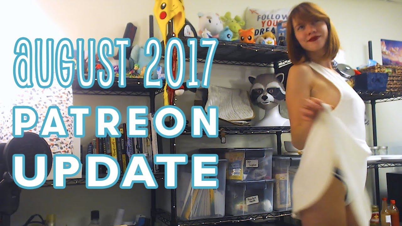 Lety does stuff patreon