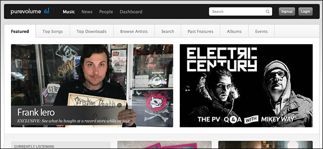 Best site to download new music