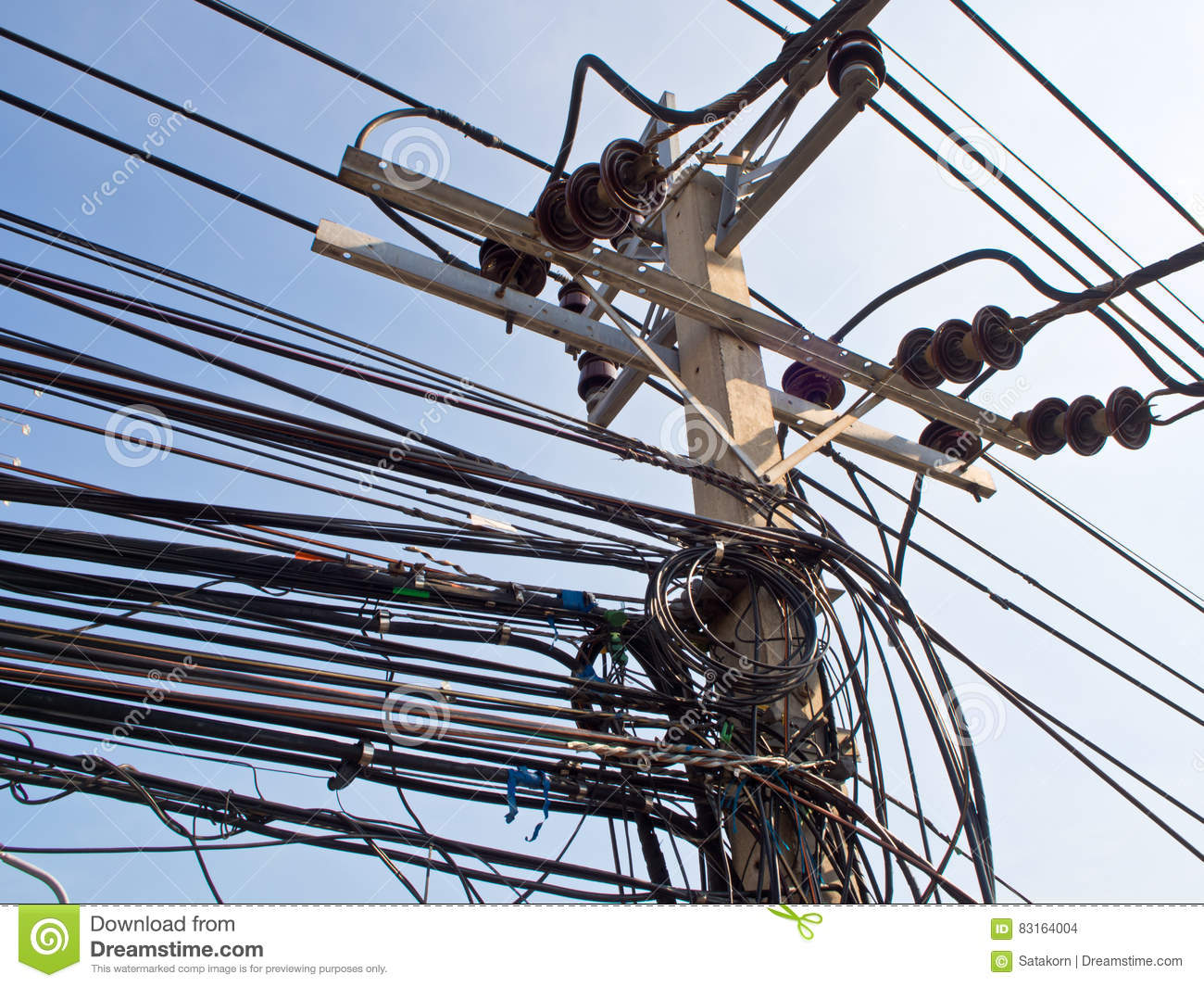 Haywire electric
