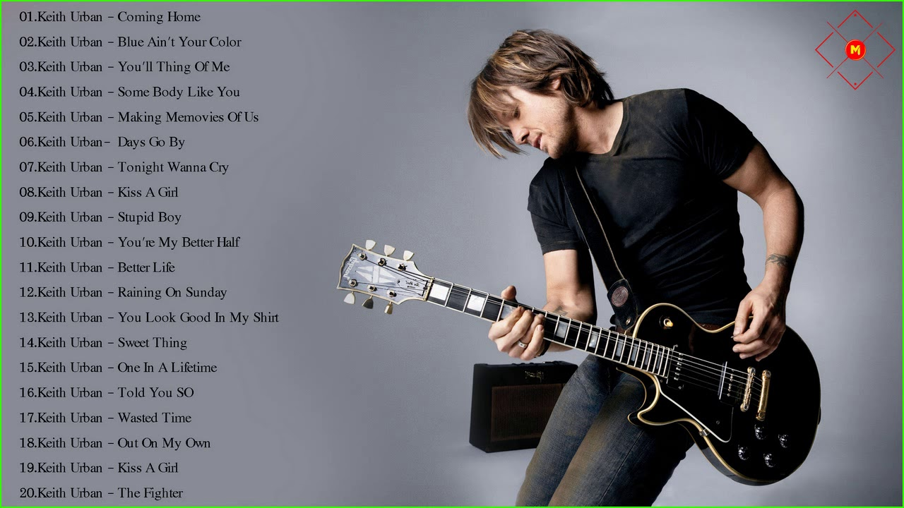Keith urban most popular songs